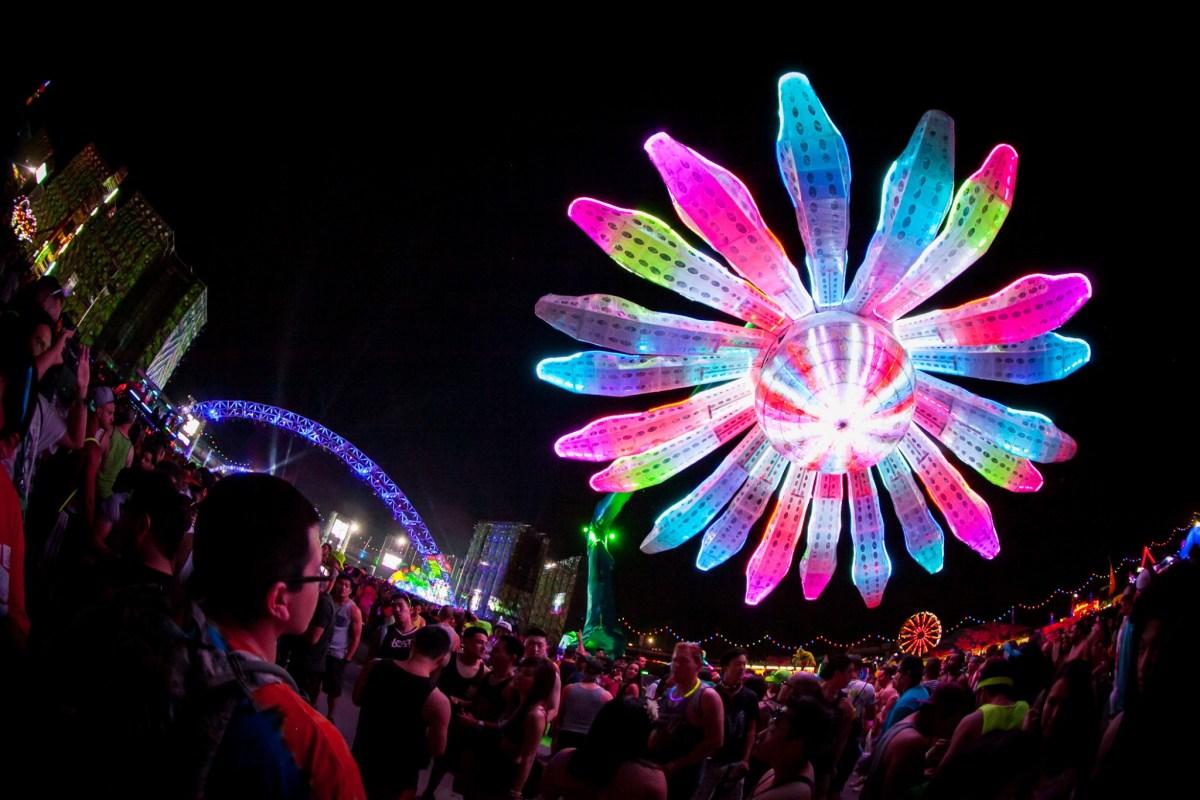 The Electrc Daisy Carnival. Photo: Wikimedia Commons