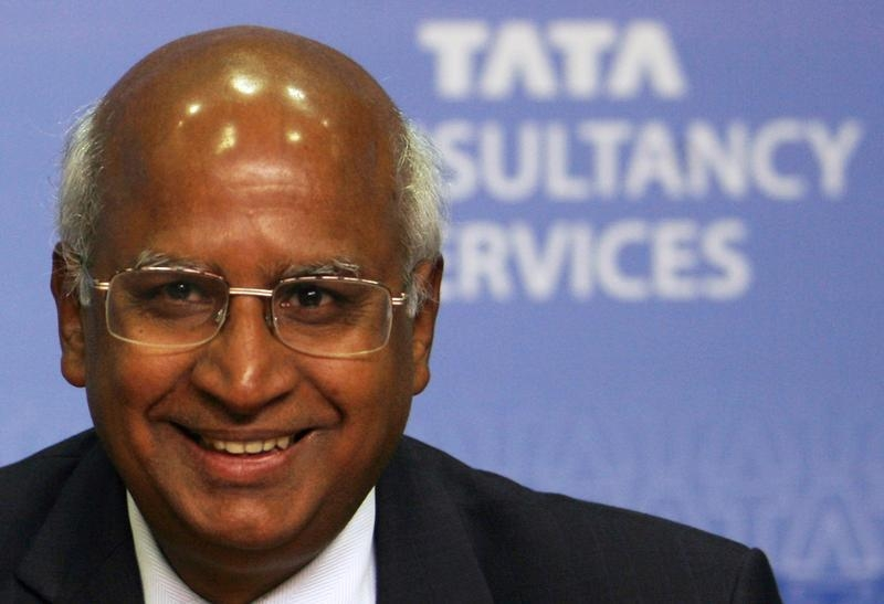 S. Ramadorai, the former chief executive officer of Tata Consultancy Services, is tipped to return as group chairman. Photo: Reuters/Arko Datta