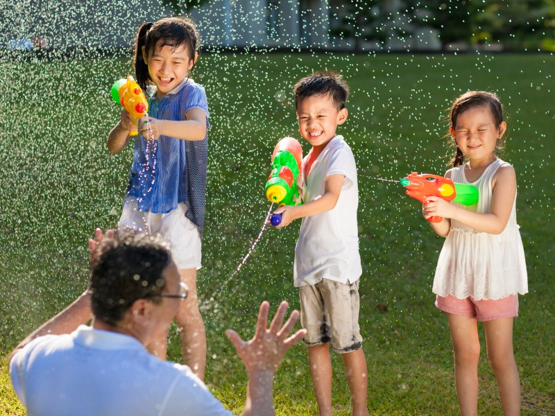 Fun in the sun is the order of the day in Guangzhou. Photo: iStock/Getty Images