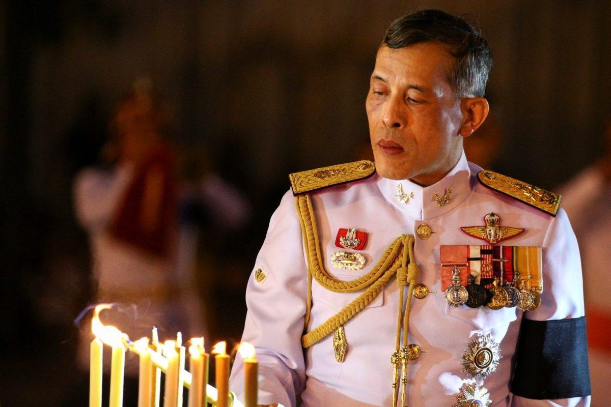 Thailand's Crown Prince Maha Vajiralongkorn. Photo: Reuters / Athit Perawongmetha