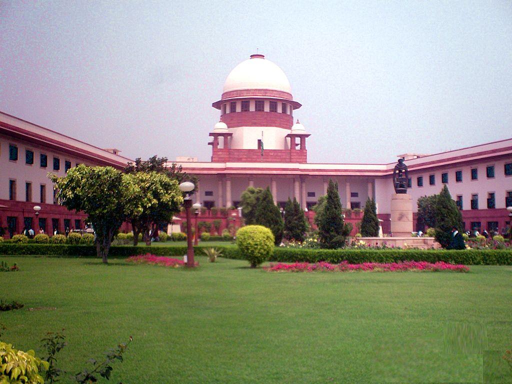 The Supreme Court of India. Photo: Wikimedia Commons