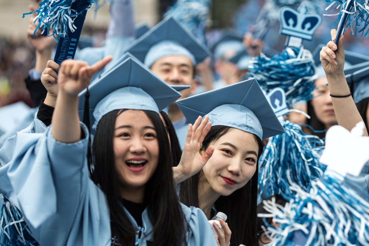 The US Commerce Department estimates that Chinese students contributed US$11.4 billion to US colleges and universities and their locales in calendar year 2015. Photo: AFP