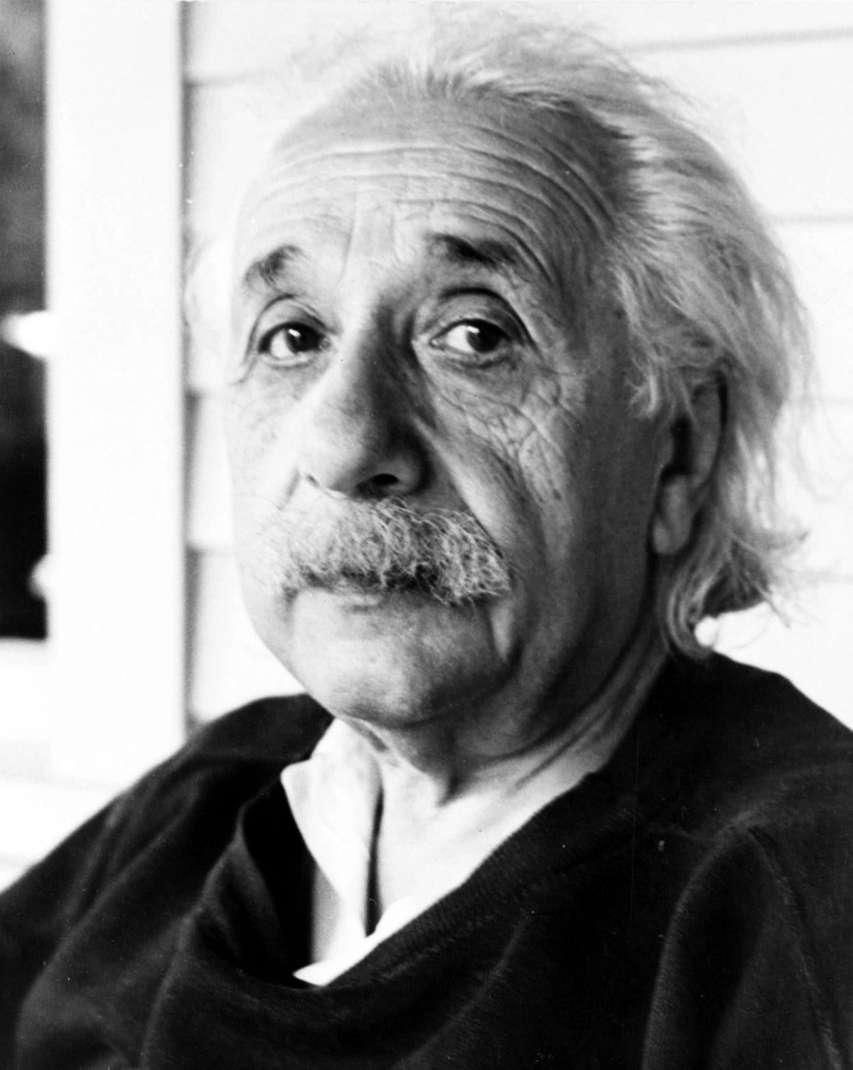 Theoretical Physicist Albert Einstein. Photo: John D. Schiff/ Wikimedia Commons