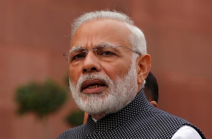 Indian Prime Minister Narendra Modi. Photo: Reuters