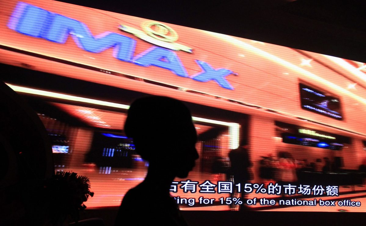 Wanda Group's 2012 Acquisition of UMC, the largest operator of Imax screens, was the opening shot in China's drive for global supremacy in the movie industry. Photo: Reuters/David Gray