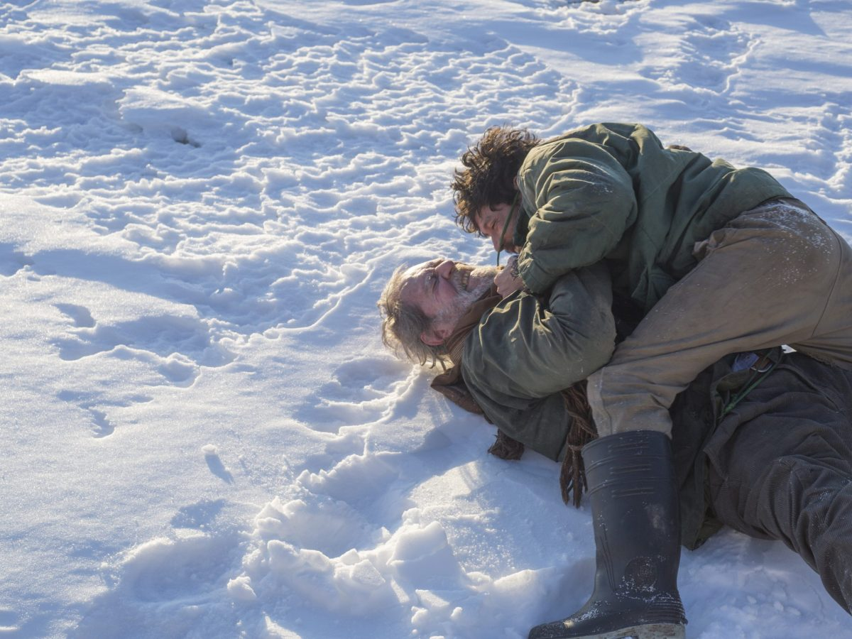The Winter, an Argentine film about isolation and survival. Photo: IFFAM