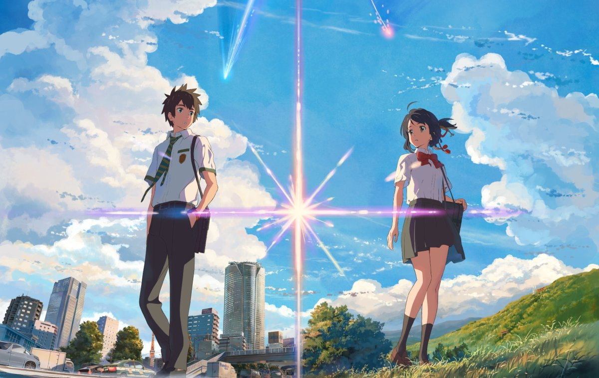 Japanese anime hit Your Name