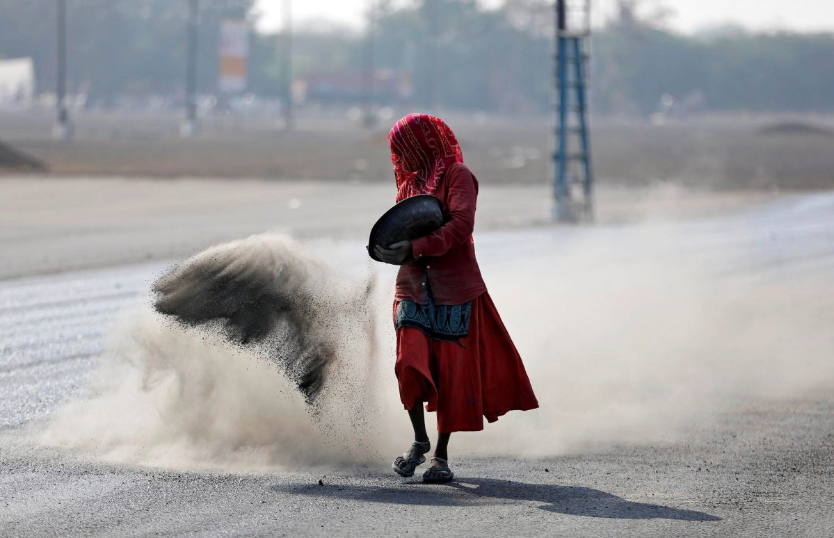 Road to growth: India expected to plough funds into infrastructure to fuel growth. Photo: Reuters