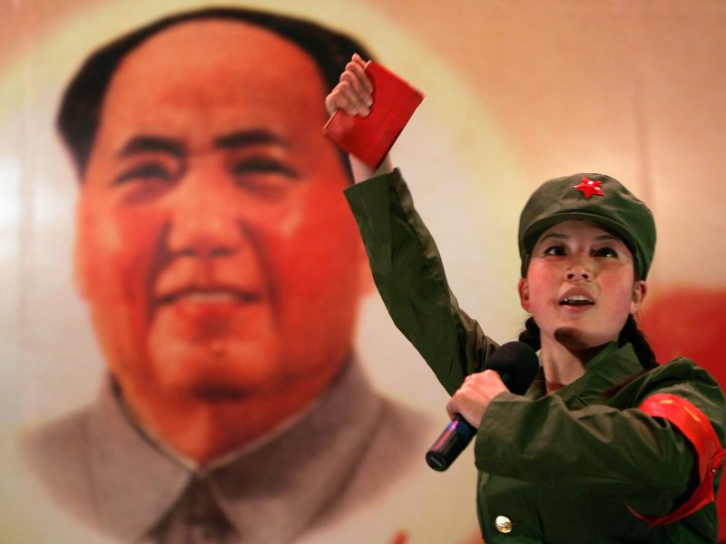 The mayhem and violence that gripped China during the worst excesses of the Cultural Revolution are being slowly forgotten as Mao's misrule is repurposed as entertainment and whitewashed from Communist Party history. Photo: Reuters/Jason Lee