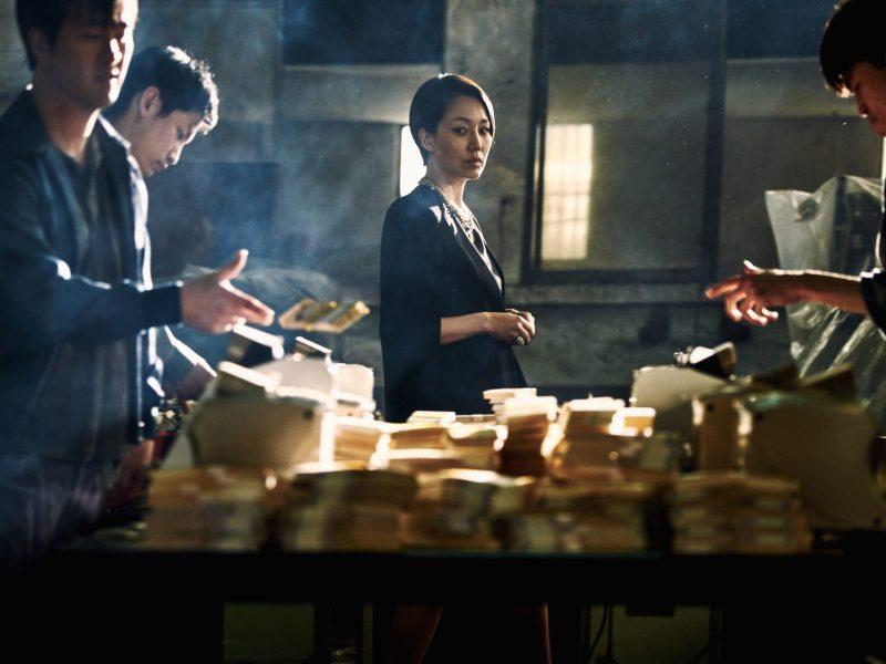 Cho Ui-seok's crime drama Master