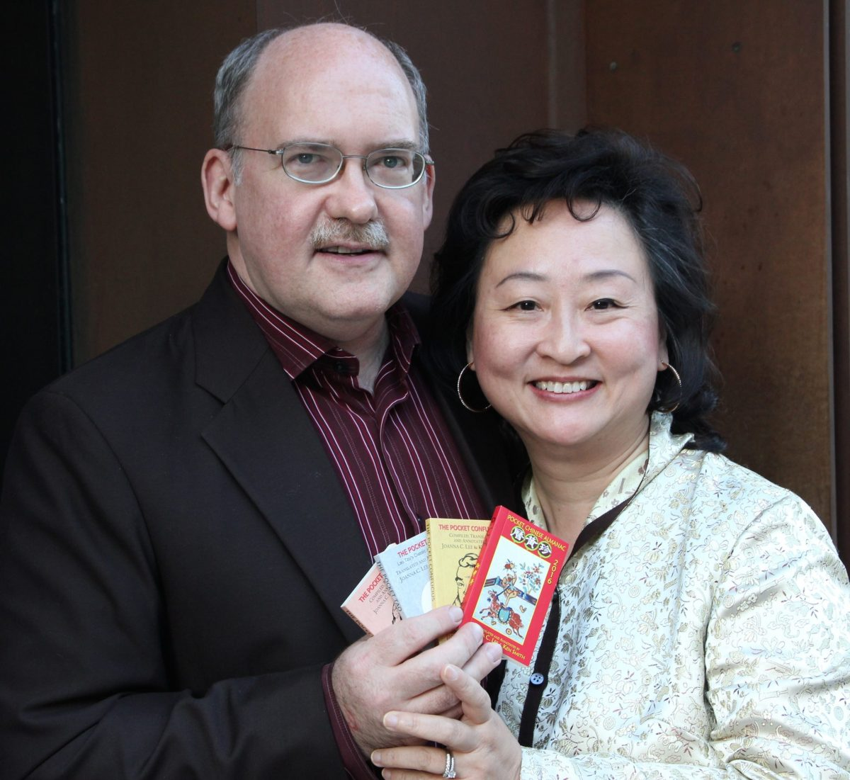 Joanna Lee and Ken Smith Photo: ???