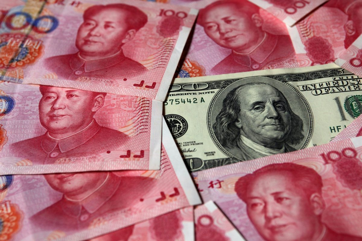 The People's Bank of China has raised short-term interest rates by 10 basis points. Photo: Reuters/Petar Kujundzic