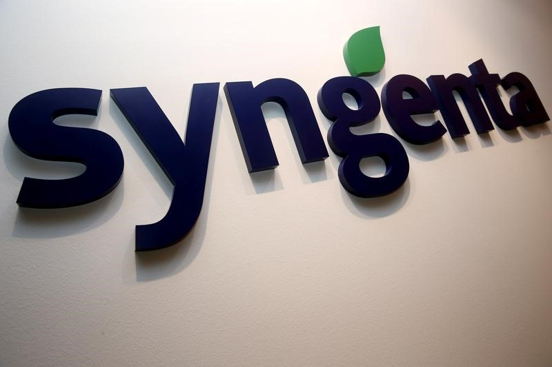 Syngenta is confident the ChemChina takeover will be finalized by the second quarter. Photo:   Reuters, Edgar Su