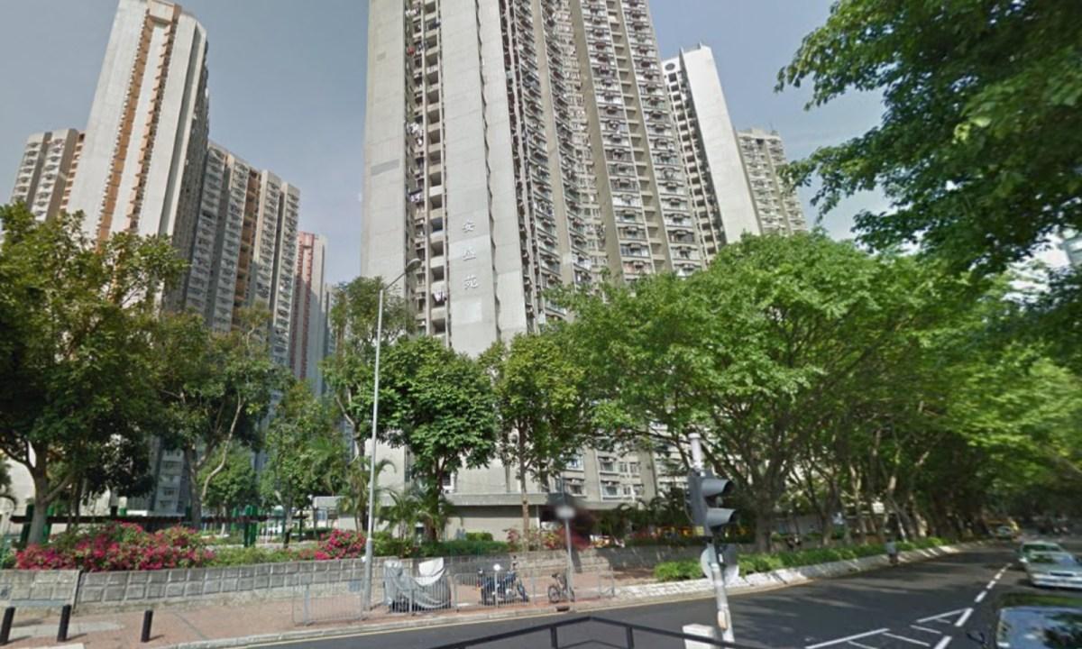 Tin Ping Estate in Sheung Shui  Photo: Google Map