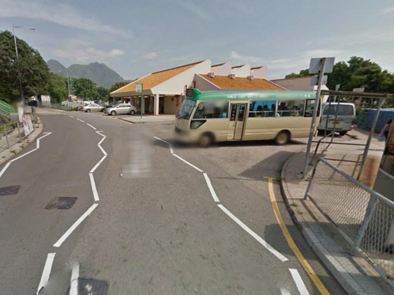 Hong Kin Road in Sai Kung Photo: Google Map