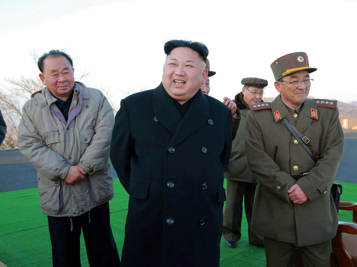 Photo: KCNA via Reuters