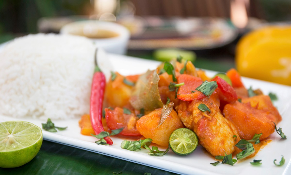 Chicken Afritada Photo: Asia Times