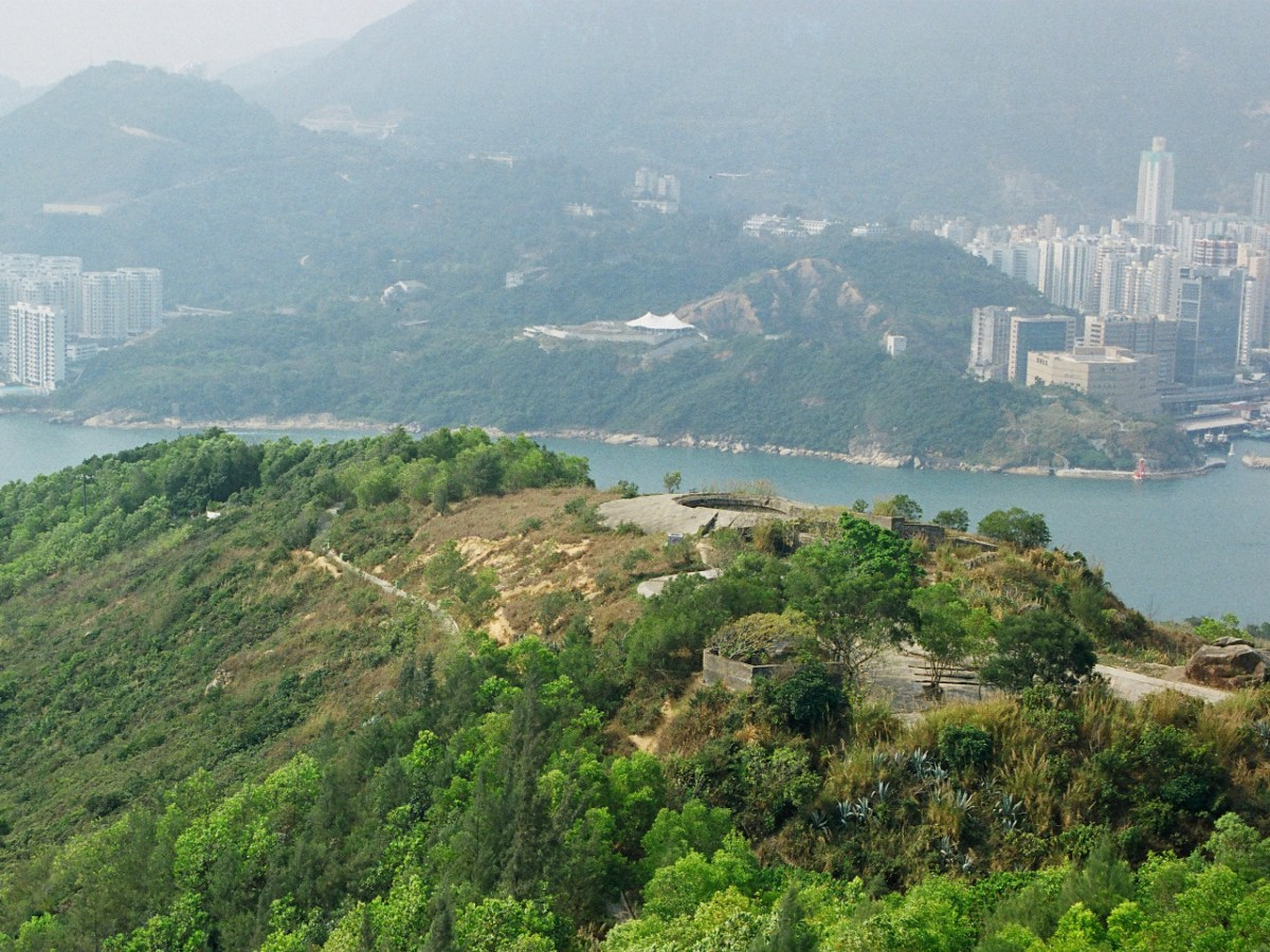 Devil's Peak in Yau Tong Photo: Wikimedia Commons