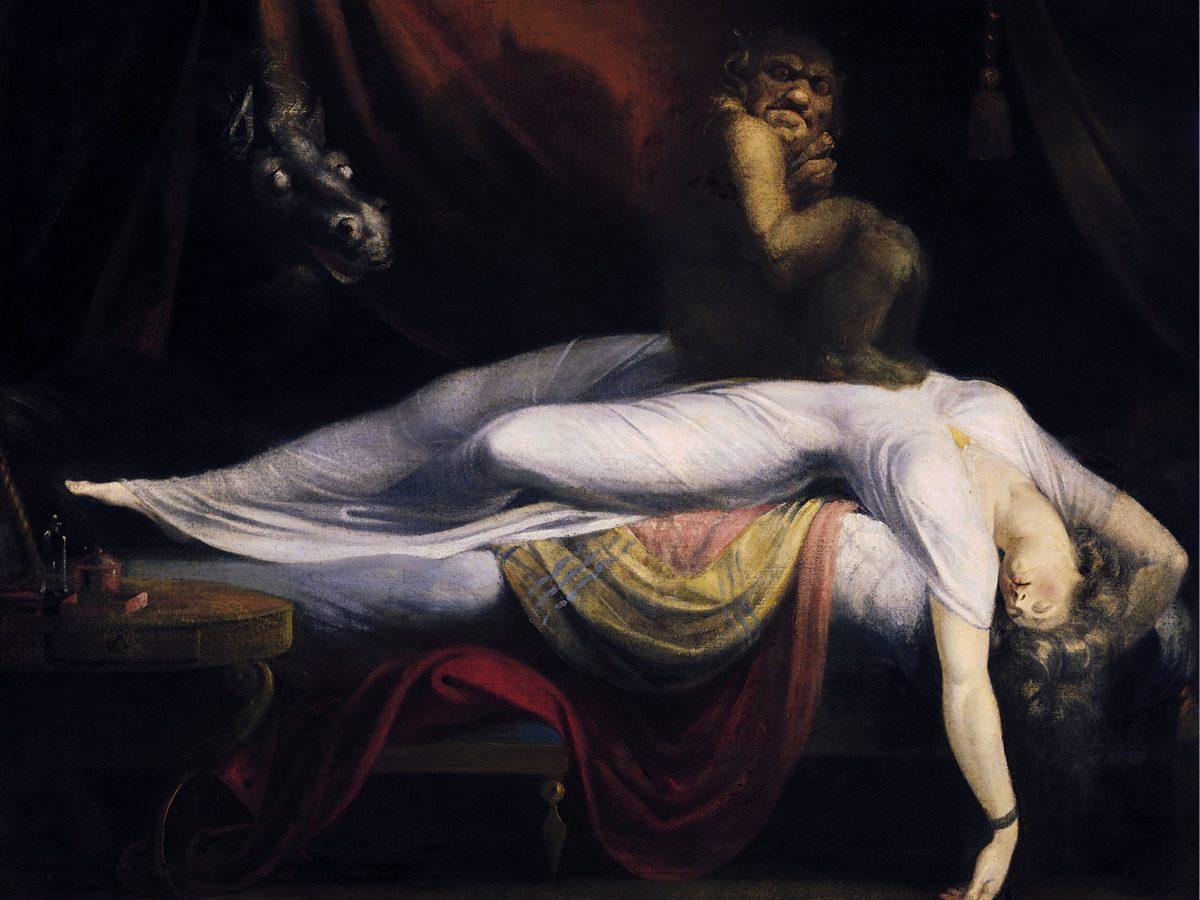 John Henry Fuseli's The Nightmare. Photo: Wikimedia Commons