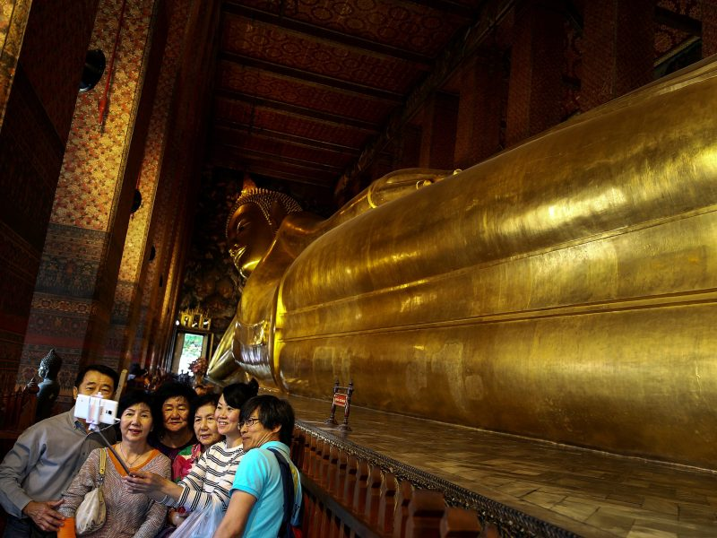 Golden opportunity: high-speed rail will put Thailand within a few hours of a potentially massive market of tourists in Southern Chinese. Photo: Reuters