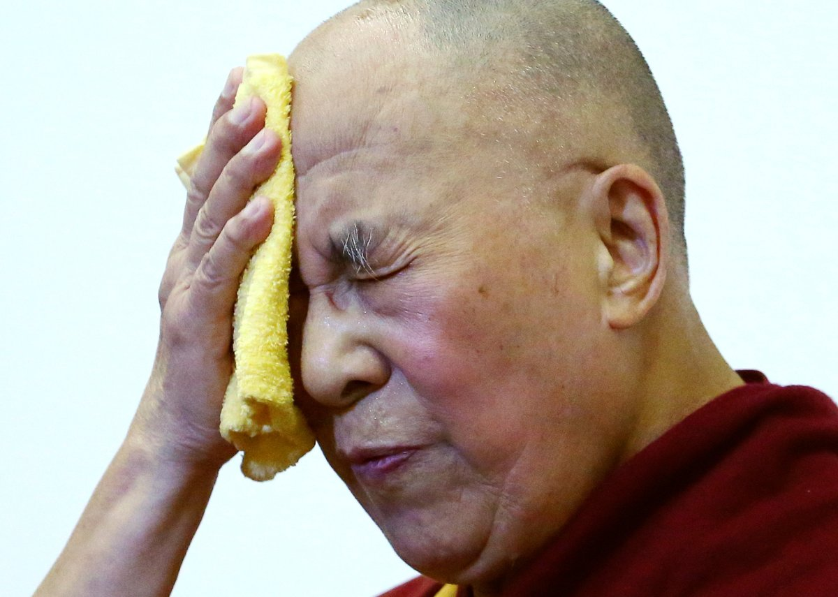 Dalai Lama's visit to Arunachal Pradesh is calibrated irritant in Sino-India relations. Photo: Reuters