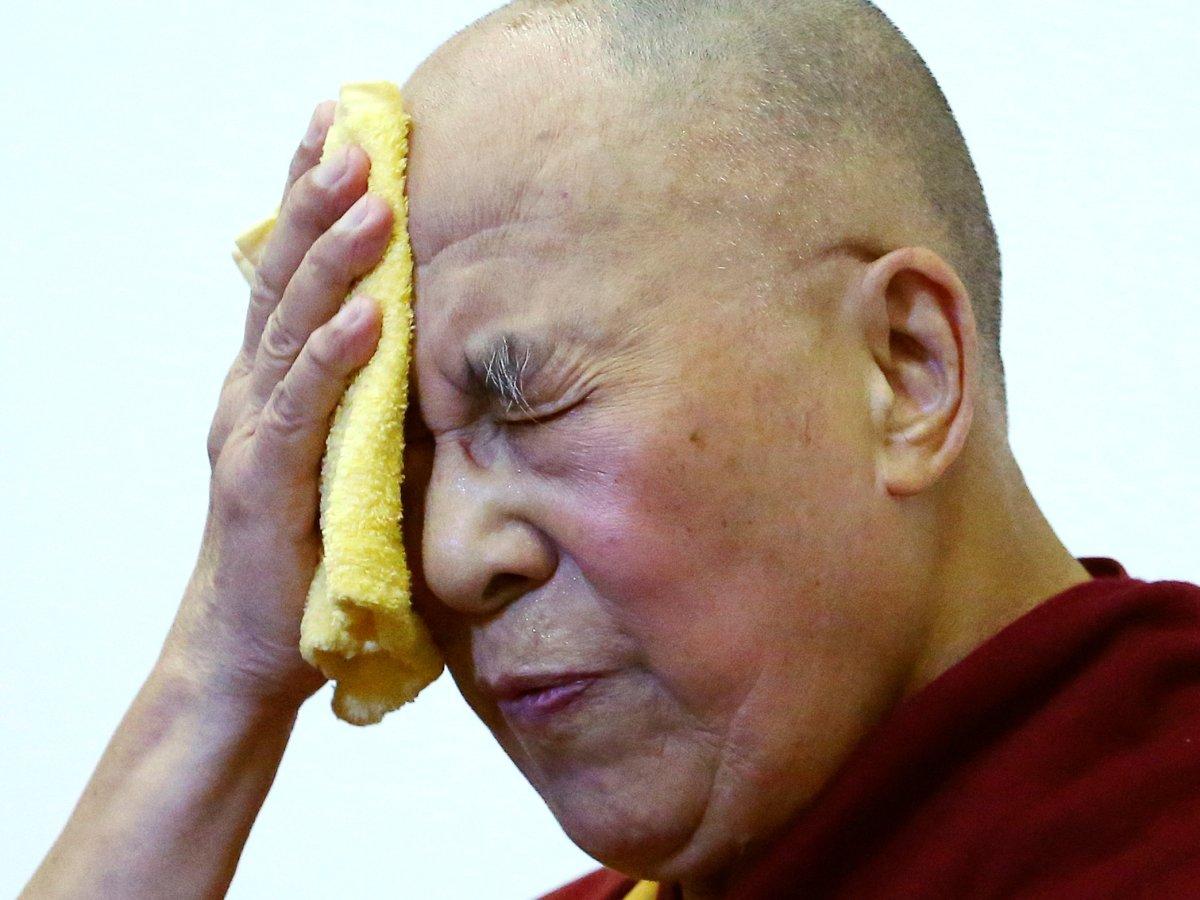 Dalai Lama's visit to Arunachal Pradesh is calibrated irritant in Sino-India relations. Photo: Reuters