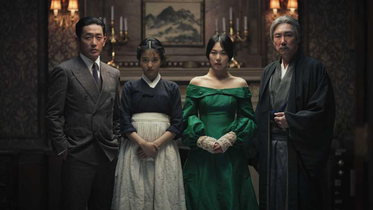 A still from the Korean movie The Handmaiden. Photo: Handouts