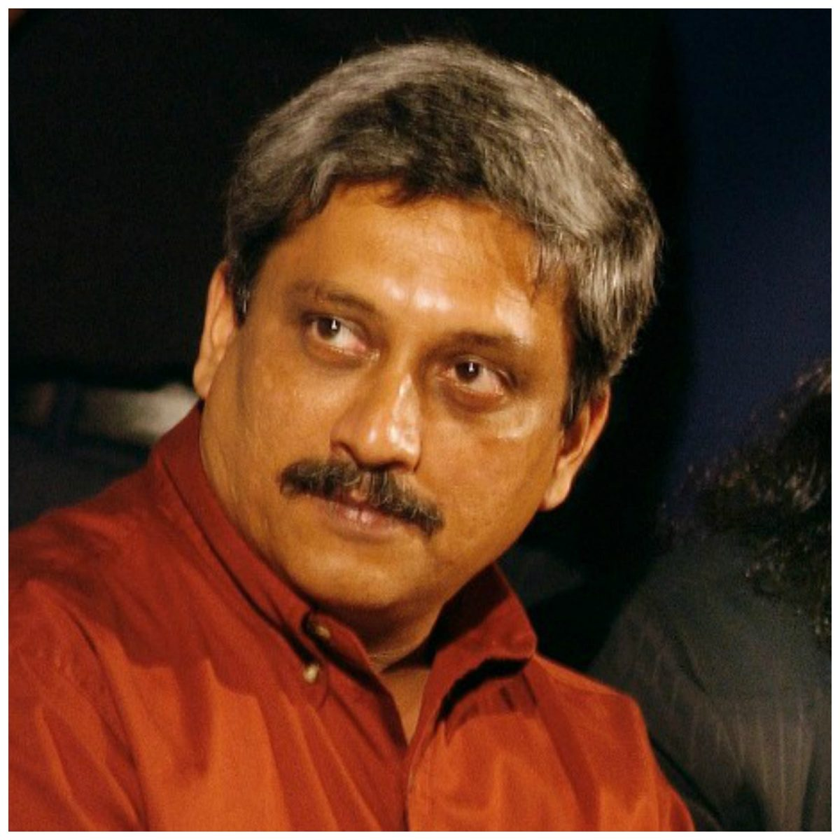 India's former defense minister and BJP leader Manohar Parrikar who is set to be sworn in as Goa's chief minister on Tuesday . Photo/AFP/Files