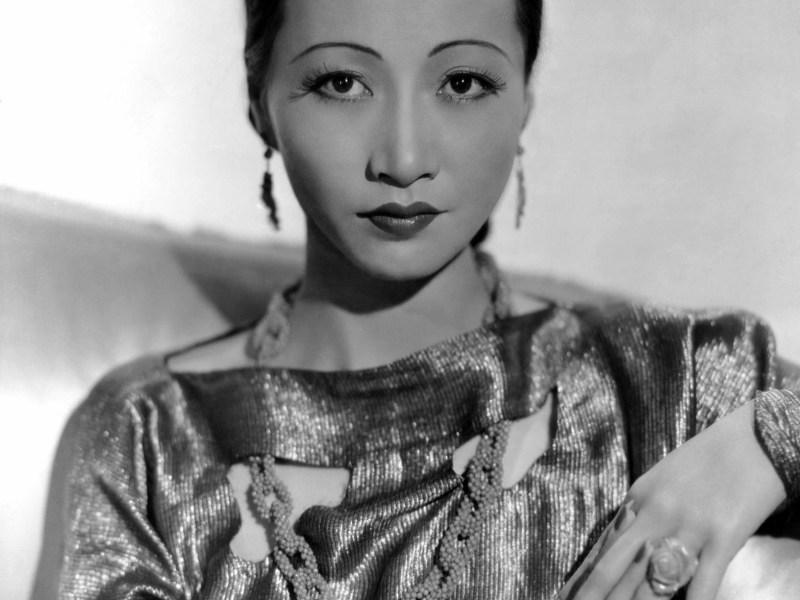 Anna May Wong. Photo: Wikimedia Commons