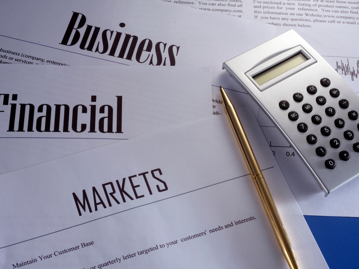 The future of bond markets is hazy, and investors must calculate risks cautiously. Photo: iStock