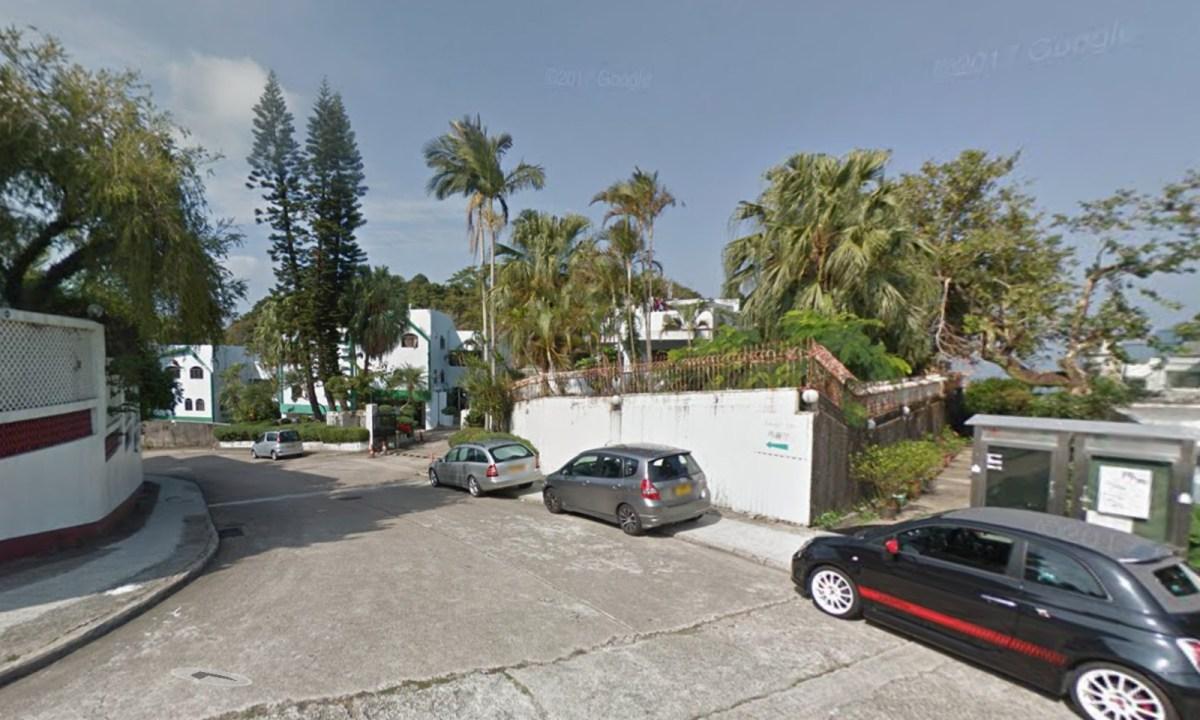 Celestial Villa, Clear Water Bay Road, Sai Kung Photo: Google Map