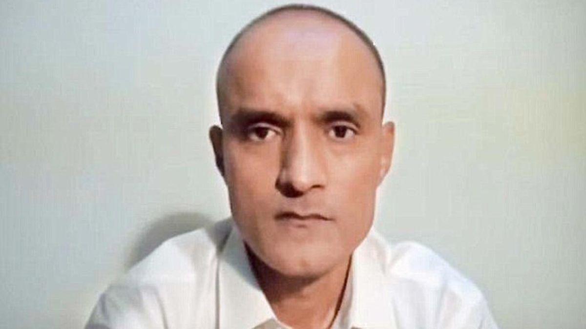 Kulbhushan Jadhav. Photo from confession video, via YouTube.