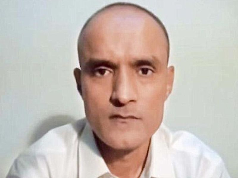 Kulbhushan Jadhav. Photo from confession video, via YouTube.