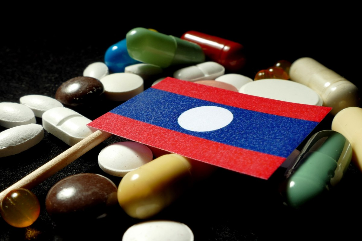 Laos has launched an anti-drug campaign that claims to have nabbed top suspects in its growing illegal narcotics trade. Photo: Getty Images