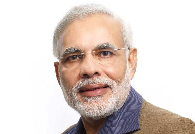 India's Narendra Modi will travel to Israel in May, the first visit by an Indian prime minister. India and Israel have signed a large defense-procurement deal that will serve to tighten diplomatic relations between the two countries. Photo: Wikipedia
