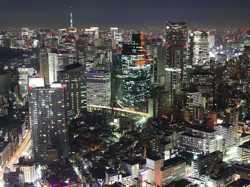 Tokyo, Japan. Corporate restructuring may be on the horizon.