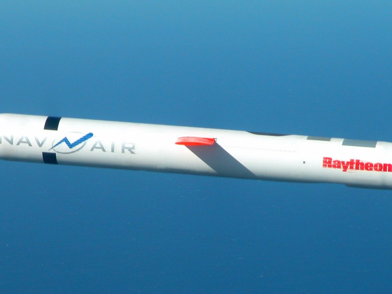 The addition of Tomahawk missiles along with US-made jet fighters would give Japan an offensive, first-strike option and serve as a deterrent to North Korea's nuclear threat. Photo: Wikipedia/US Navy