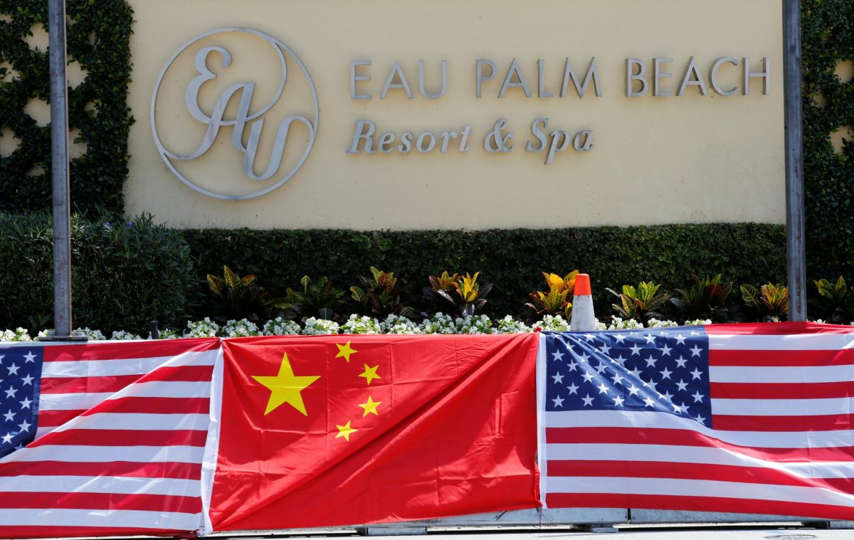 President of China Xi Jinping will stay at the Eau Palm Beach Resort and Spa on April 6 and 7 while he holds talks with Donald Trump  at the US President's nearby Mar-a-Lago estate. Photo: Reuters