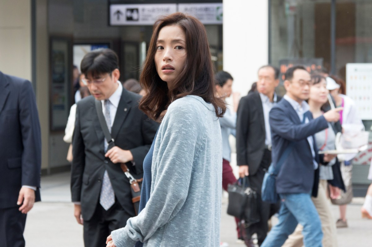 Aya Ueto stars in the Japanese film Hirugao: Love Affairs in the Afternoon. Photo FEFF