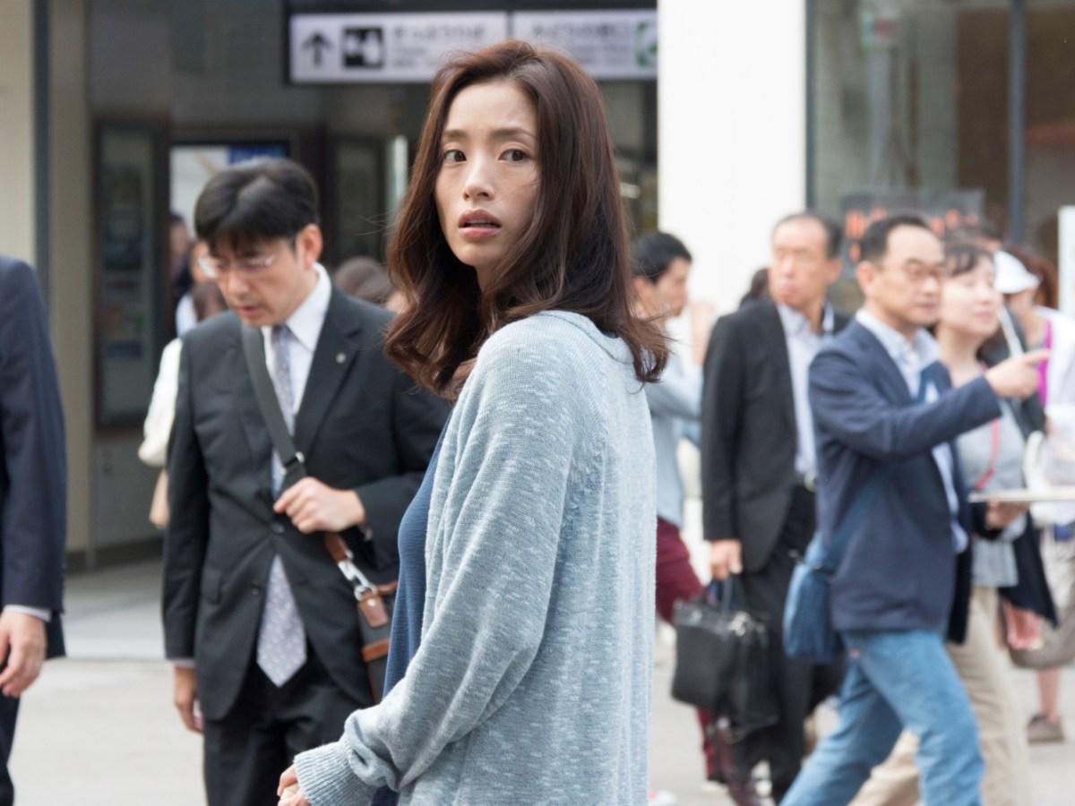 Aya Ueto stars in the Japanese film Hirugao: Love Affairs in the Afternoon. Photo FEFF