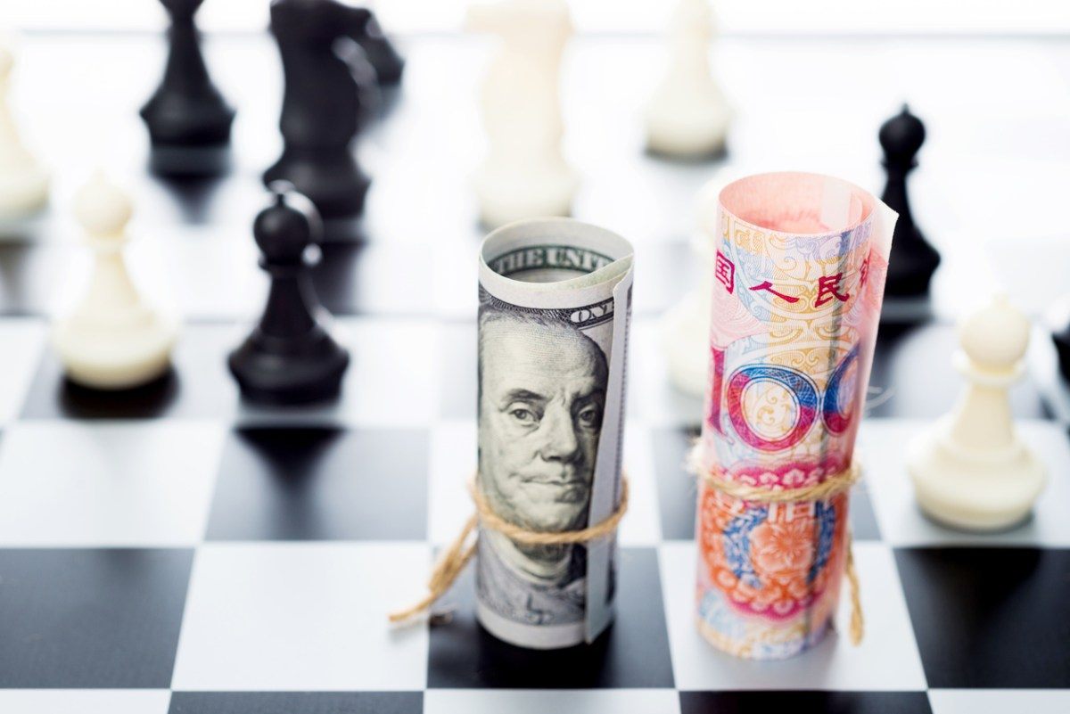 China and other countries are pursuing a strategy aimed at reducing their dependence on the US dollar. Photo: iStock