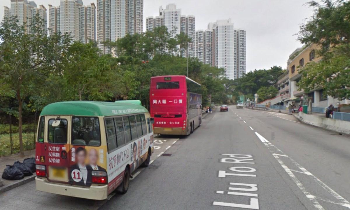 Liu To Road, Cheung Hang Estate, Tsing Yi. Photo: Google Map