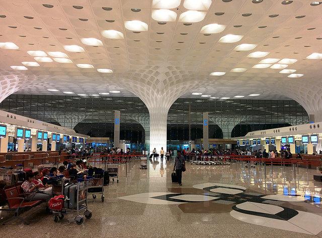 Mumbai International Airport. Photo: Flickr