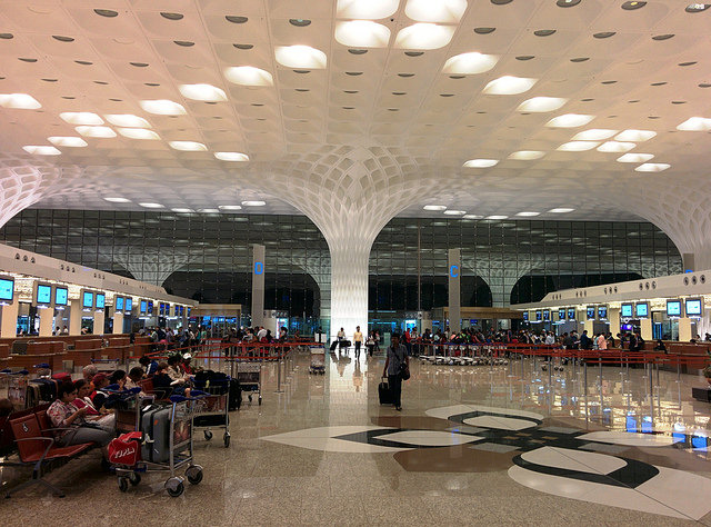 Mumbai International Airport. Photo: Flickr