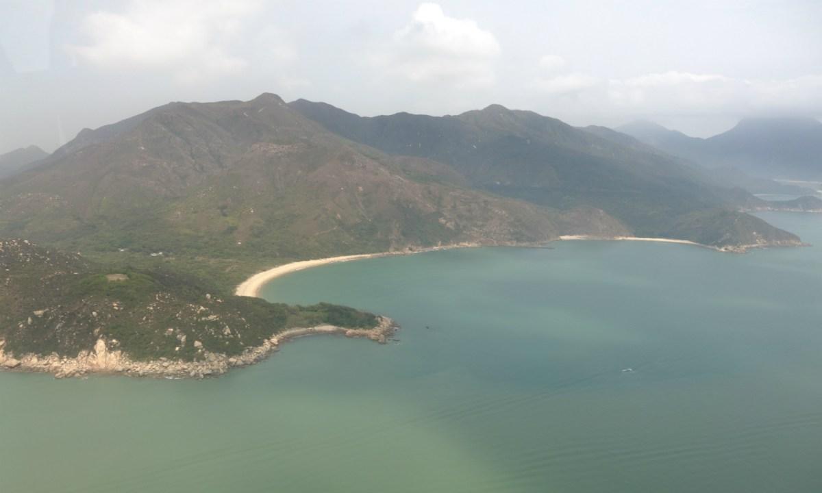Kau Ling Chung on South Lantau Island Photo: Wikimedia Commons