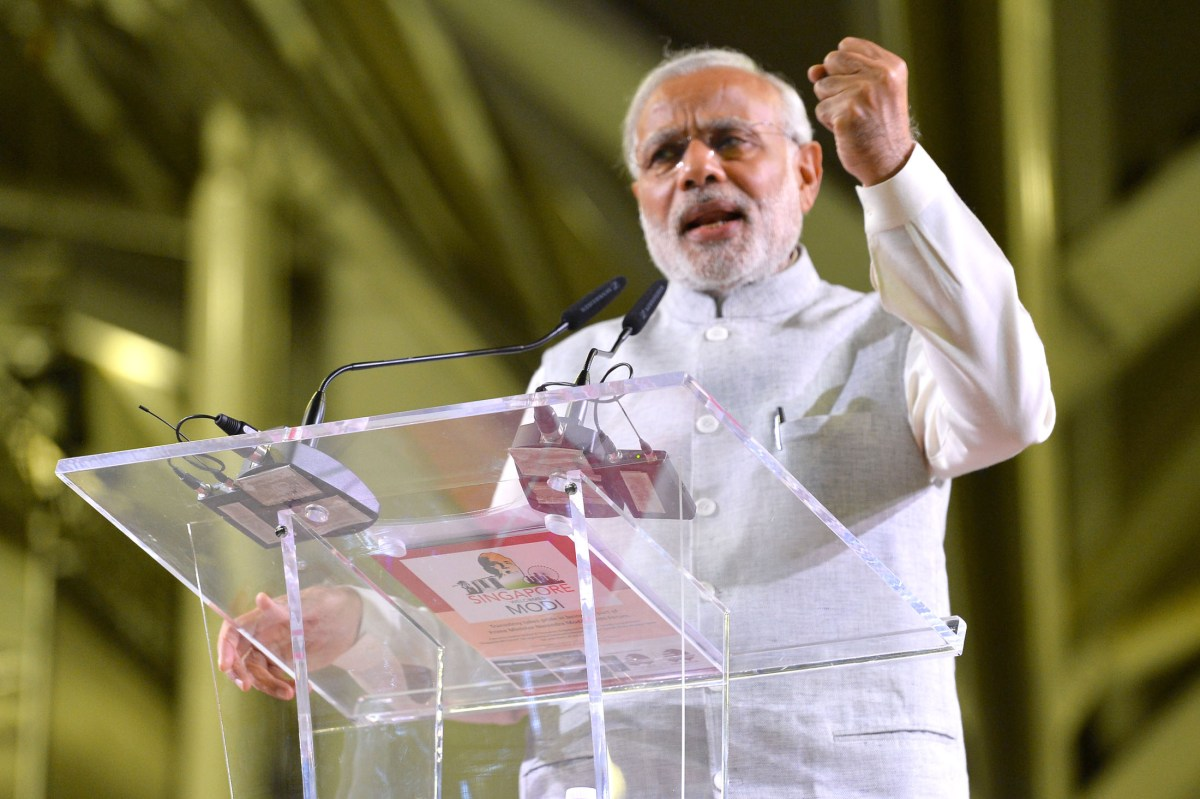 Indian Prime Minister Narendra Modi's government has pushed through sweeping tax reform that will affect consumers and businesses. Photo: Wikimedia Commons