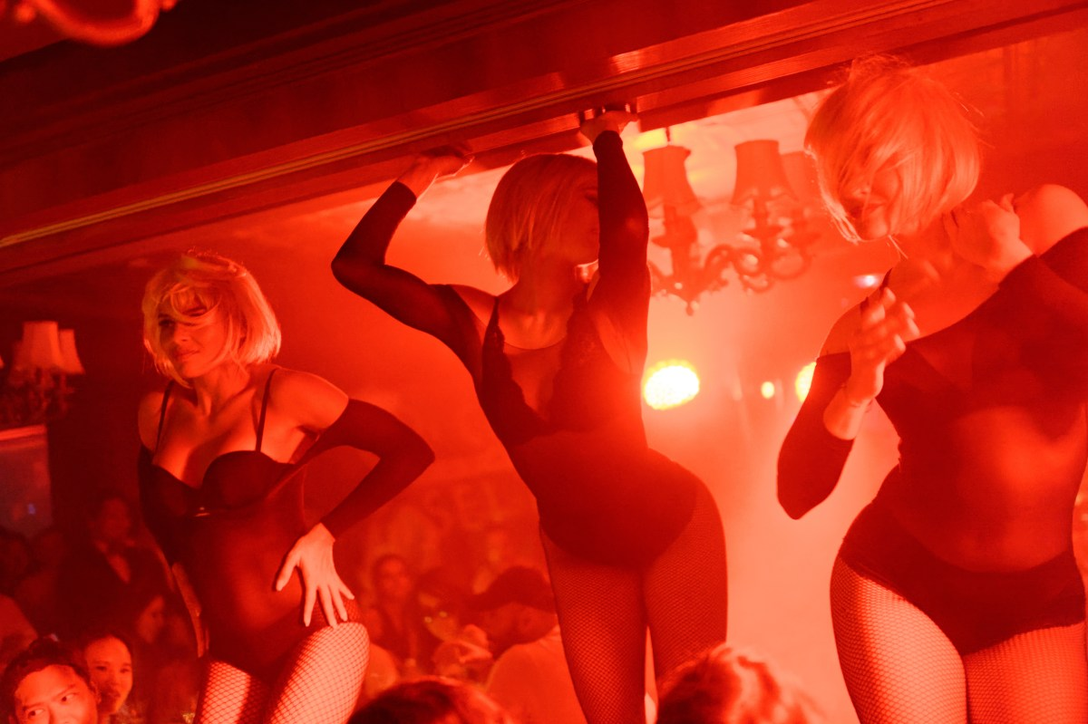 Party goers get into the groove at one of the events hosted at Fiasco in Hong Kong. Photo: Fiasco