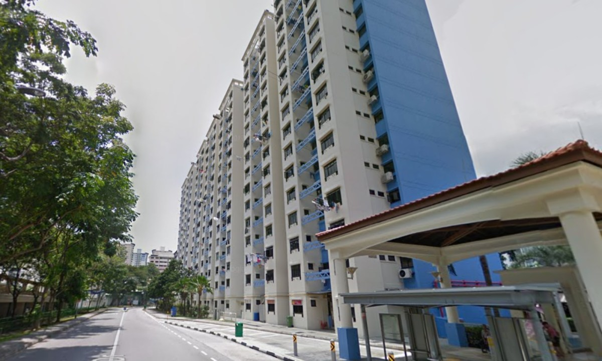 Whampoa Drive, Singapore Photo: Google Map