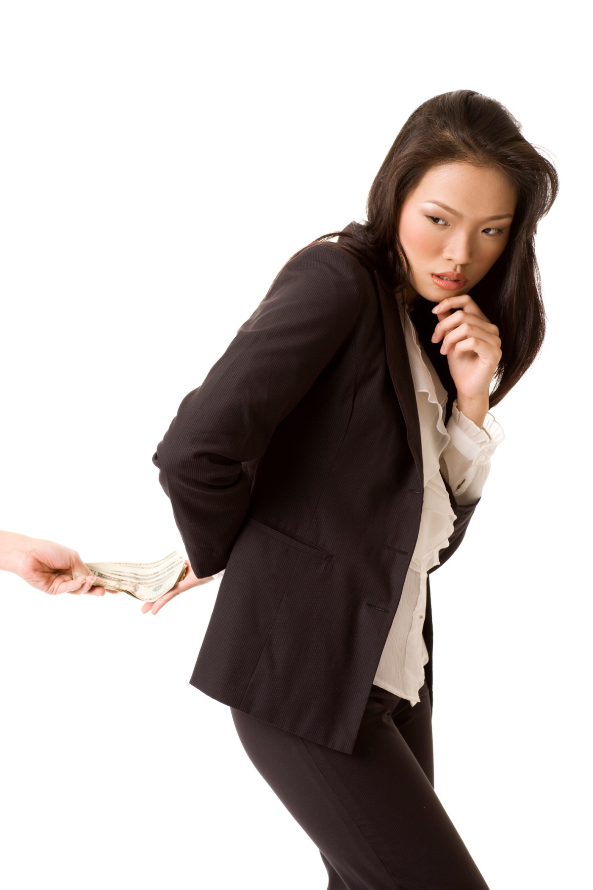 Nothing wrong here... say a disturbingly high number of young Asian professional in latest EY Fraud Survey. Photo: iStock