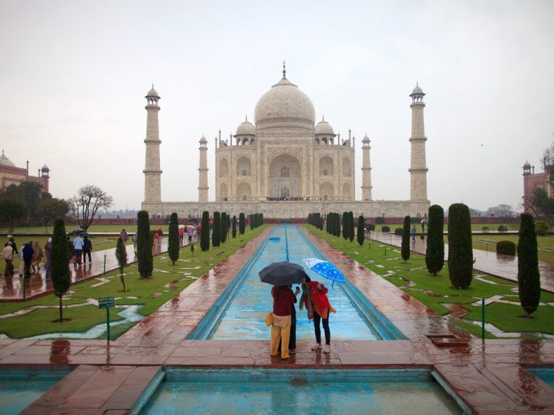 The Taj Mahal in Agra has long been rated as one of the world's beautiful creations. Photo: iStock